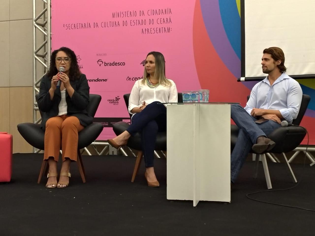 CODED/CED participa da XIII Bienal Internacional do Livro do Ceará