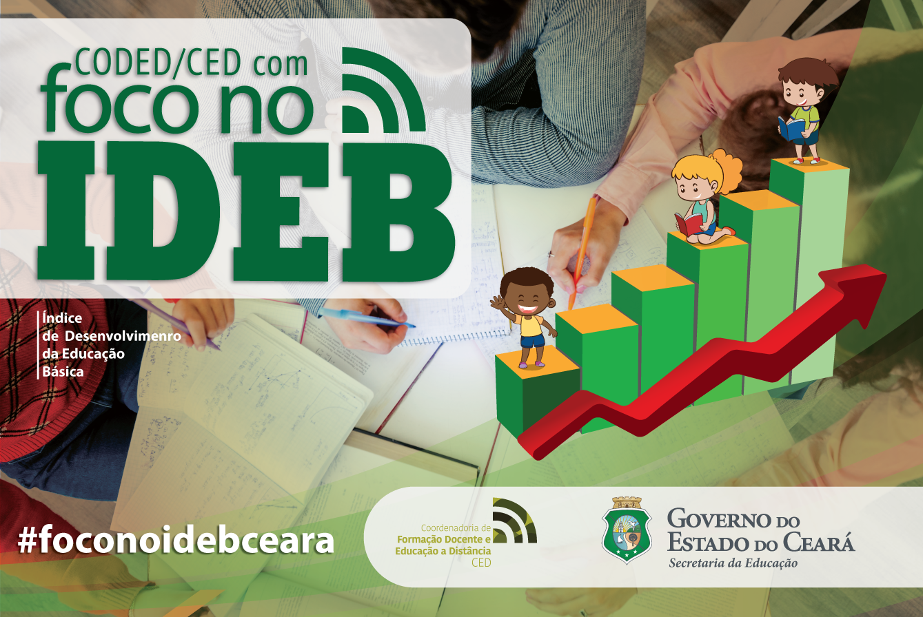 CODED-CED inicia a ação CED com Foco no IDEB