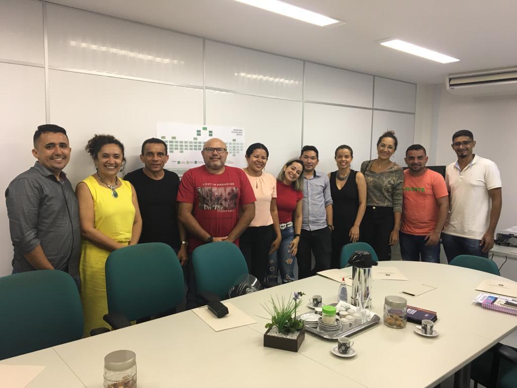 CODED/CED realiza reunião com a equipe de tutores do Polo UAB/CED Sobral 2020