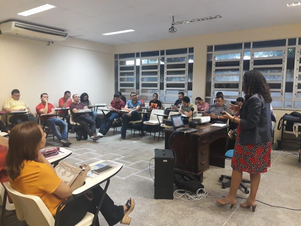 Seminário de Apresentação das Políticas/Projetos da SEDUC para os alunos do mestrado em Gestão de Políticas Públicas do CAEd