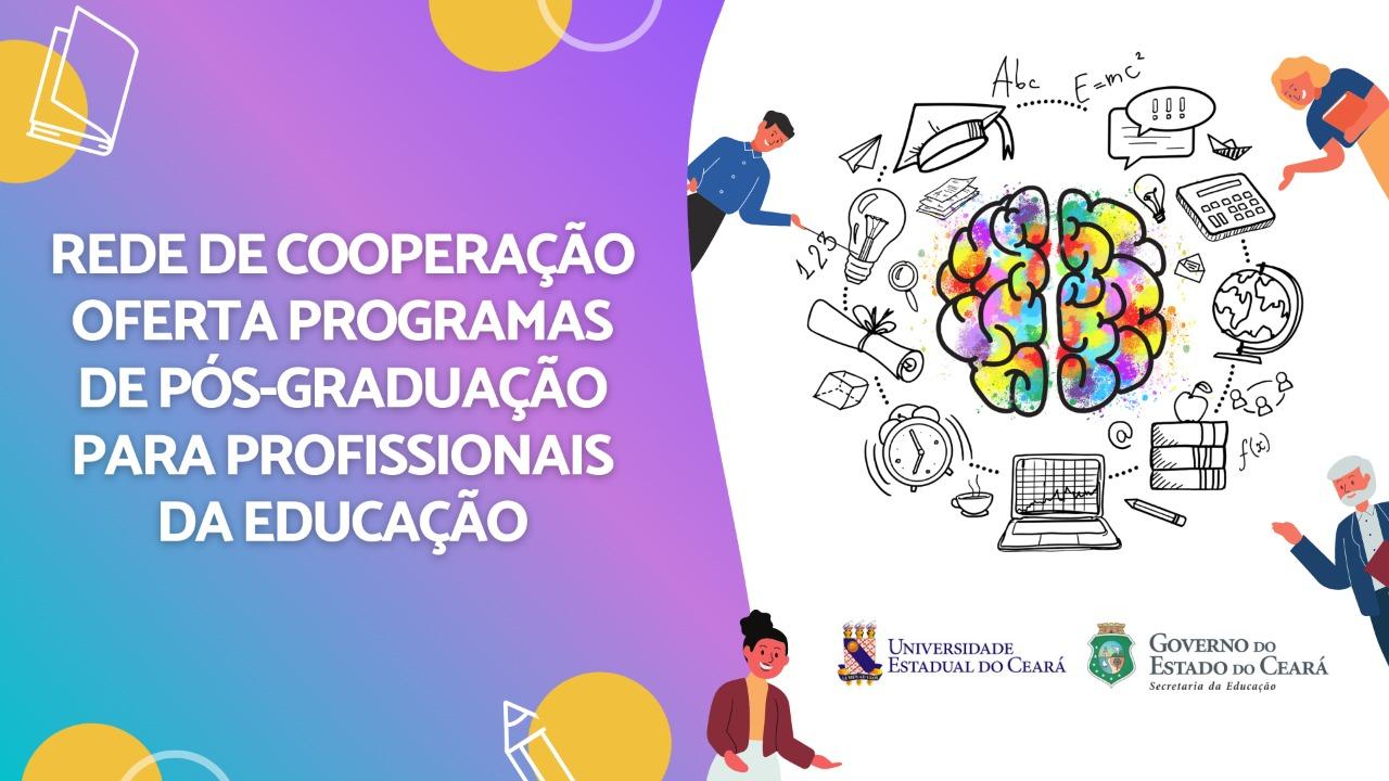 Rede de Cooperação seleciona professores para atuarem como auxiliar de pesquisa